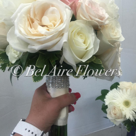 bride bouquet customization