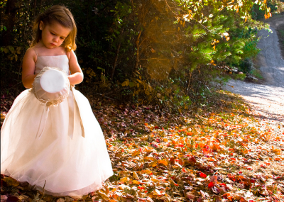 Wisconsin Flower Girl Ideas