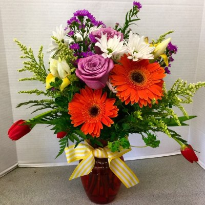 Get Well Soon Flower Arrangements