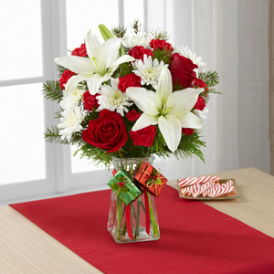 Christmas Flowers Delivery Amp Decorations Live