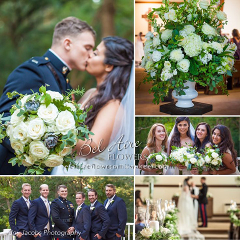 Regal Wedding Flowers