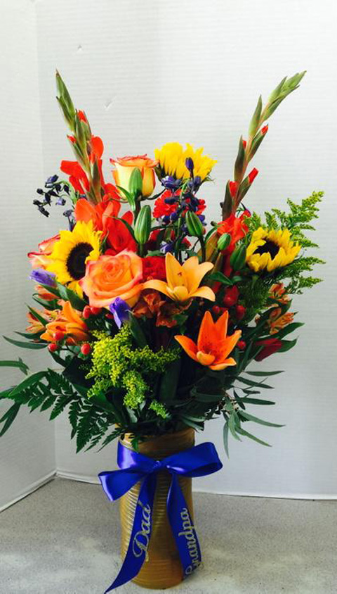 Funeral flower delivery West Allis
